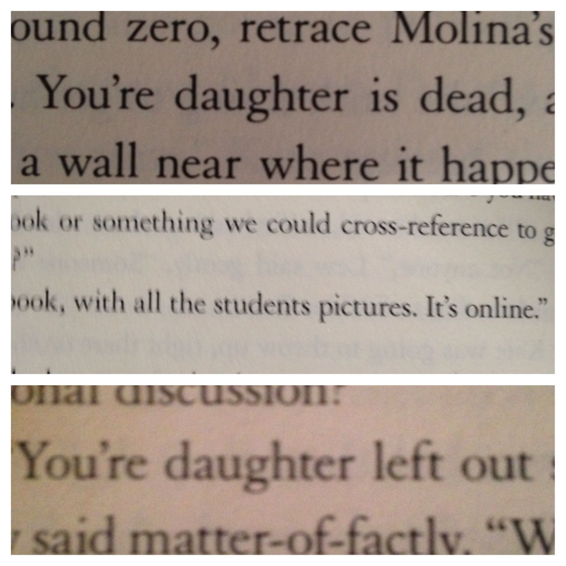 A typo-ridden novel demonstrates why some basic skills will always be important.