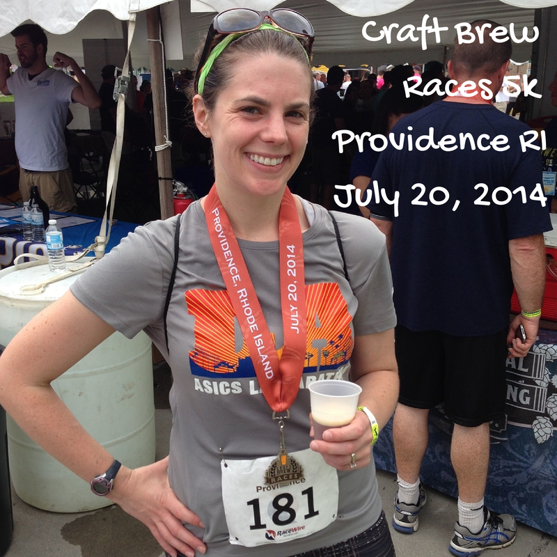 Craft Brew Races 5k, Providence RIJuly