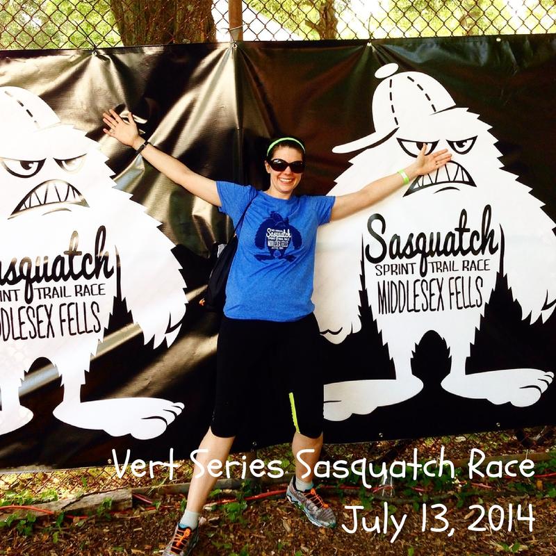 Vert Series Sasquatch Race
