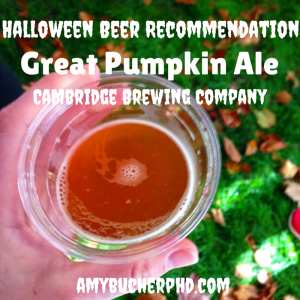 Halloween Beer Recommendation