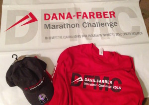 Some DFMC training gear arrived this week, so my week 2 runs can be in style.