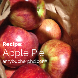 Recipe: Apple Pie