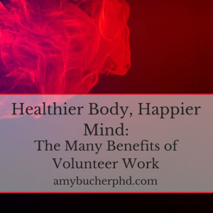 Healthier Body Happier Mind