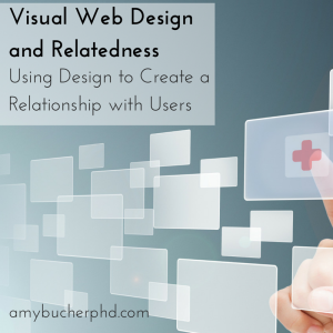 Visual Web Design and Relatedness