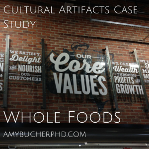 Cultural Artifacts Case Study