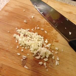 Mmm, garlic