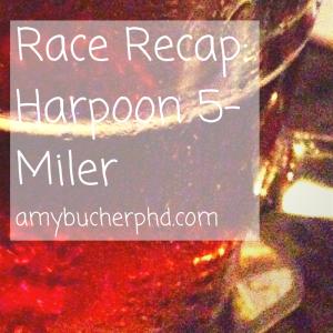 Race Recap-