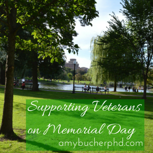 Supporting Veterans on Memorial Day