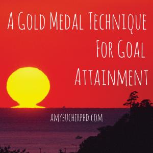 A Gold Medal Technique (2)