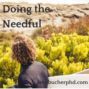 Doing the Needful