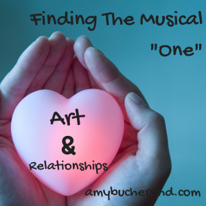 Finding The Musical -One-