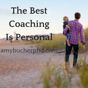 The Best Coaching Is Personal