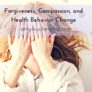 Forgiveness, Compassion, and Change