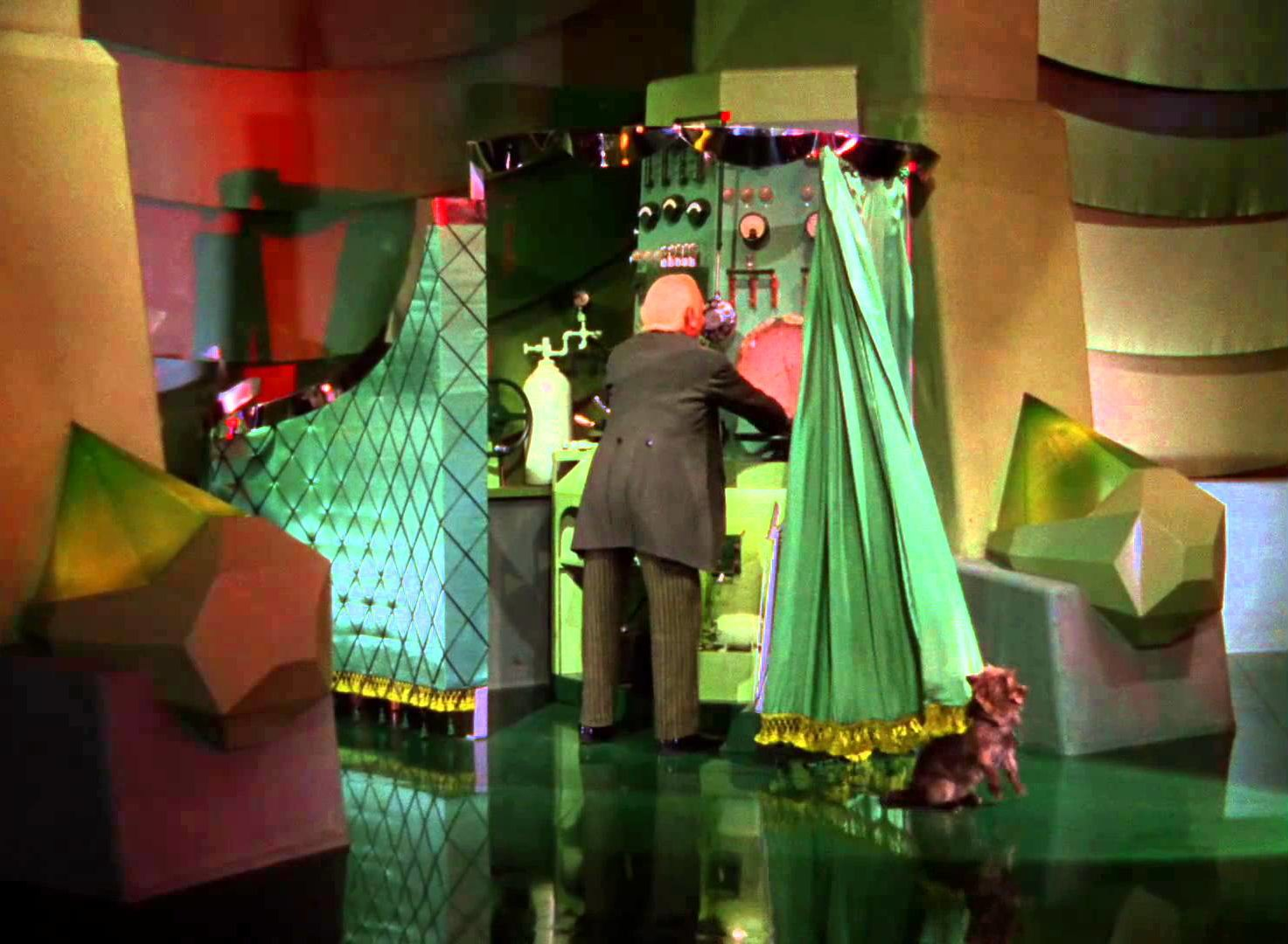 Think of your operations partners as the man behind the curtain