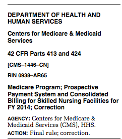 It makes sense to get partners' help in understanding dense guidelines and policies, like these from CMS for hospital billing.